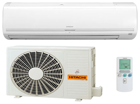 Кондиционеры Hitachi LUXURY POWER RAS/RAC-18CH7 	 RAS/RAC-24CH7 	 RAS/RAC-30CH