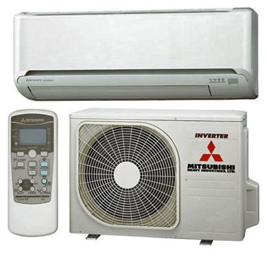 Кондиционеры Mitsubishi Industries SRK/SRC-ZJ-S Inverter